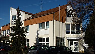 Sitz der Kanzlei Dingeldein Rechtsanwälte - Bickenbach
